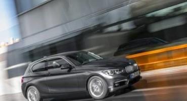 """BMW rilancia la """"1"""" : più raffinata e con un design accattivante"""