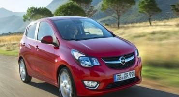 Opel, la nuova KARL in anteprima mondiale al Salone dell'Automobile di Ginevra