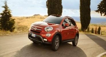 FCA, parte la campagna Tv per il lancio della Fiat 500X