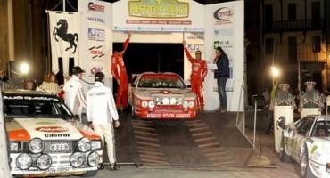 ACI Sport, Italiano Rally Auto Storiche, con il Vallate Aretine il via alla stagione 2015 dei rally
