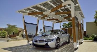 BMW i Home Charging Services svelato al CES di Las Vegas