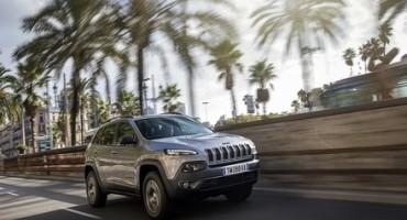 FCA, il 2014 è da record per il marchio Jeep, in Europa cresce del 70 per cento