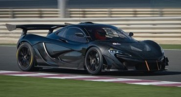 The McLaren P1™ GTR to debut at Geneva