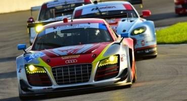 Audi, pronti allo start della 24 ore di Daytona
