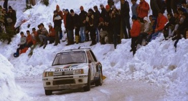 Peugeot: era il 1985 e al Rally di Montecarlo la 205 Turbo 16 lasciò il segno, vincendo!