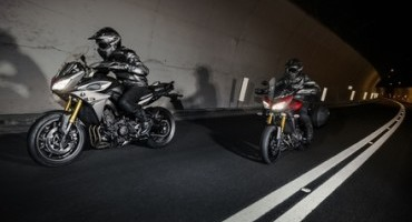 Yamaha Motor: al Motor Bike Expo Show 2015 riparte la nuova stagione