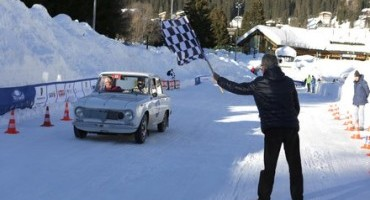 "Alfa Romeo partecipa alla ""Winter Marathon 2015"""