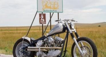 METZELER al Motor Bike Expo di Verona, insieme a Indian Larry Motorcycles