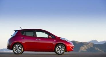 NISSAN Leaf, per il quarto anno consecutivo è l'auto elettrica più venduta in Europa