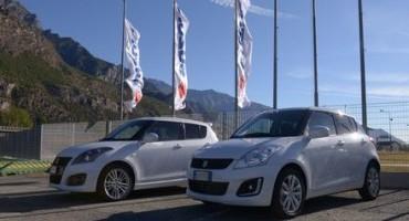 Suzuki&Safe, un corso di guida sicura omaggio a chi sceglie una vettura della gamma