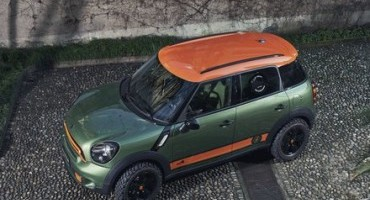 MINI wears C.P. Company. – C.P. Company drives MINI Countryman