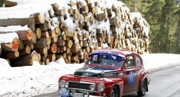 Scuderia Volvo alla Winter Marathon 2015