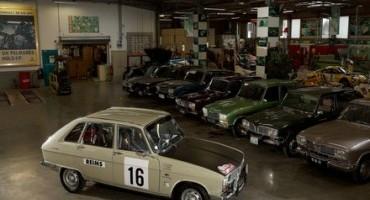 Renault Classic si presenta con quattro auto al 18esimo Rally di Montecarlo Historique