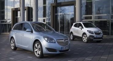 Opel pronta a stupire con i silenziosi diesel di nuova generazione per Mokka e Insignia
