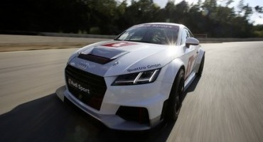 Audi Sport TT Cup field confirmed