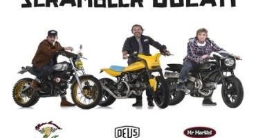 "Al Motor Bike Expo lo Scrambler Ducati diventa ""special"""