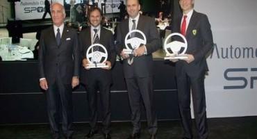 ACI-CSAI, premiati a Verona i Campioni Italiani di Automobilismo 2014