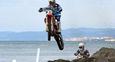 Supermarecross, grande inizio per il Ktm De Carli Racing Junior Team