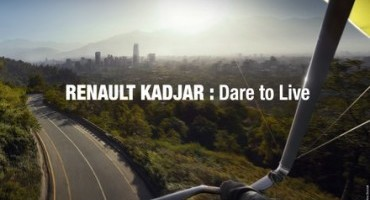 KADJAR,Renault's first C segment Crossover