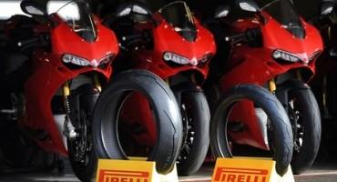 Pirelli DIABLO™ Supercorsa SP: scelto da Ducati per le nuove 1299 Panigale, 1299 Panigale S e Panigale R