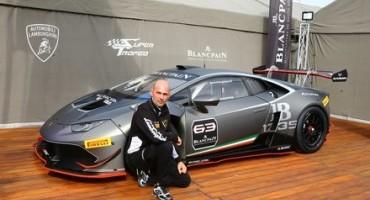 Giorgio Sanna nuovo Responsabile Motorsport di Lamborghini
