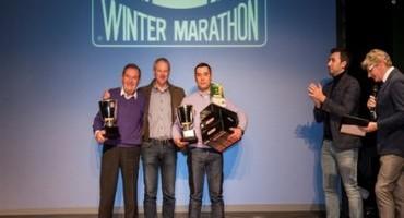 Volvo e la Winter Marathon 2015