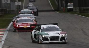 ACI Sport, Italiano GT: respinto dal TNA e dall'ACI il ricorso di Audi Sport Italia
