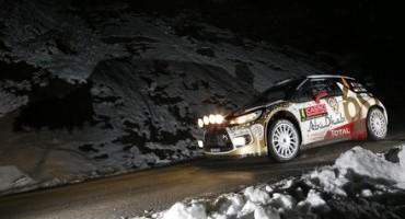 Nel FIA Junior WRC, prima vittoria per Quentin Gilbert con la DS 3 R3-MAX