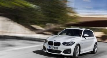 BMW, con la nuova Serie 1 aumenta il piacere di guida