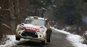Rally di Montecarlo 2015, le DS 3 WRC sono state le più performanti