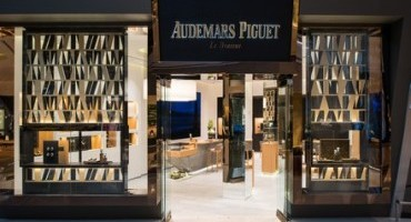 Audemars Piguet, apre a Las Vegas la nuova boutique in The Shops at Crystals