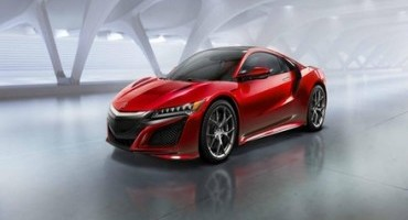 Civic Type R and NSX Supercar Lead Host of Premieres From Honda at 2015 Geneva Motor Show