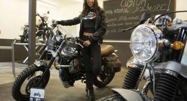 Motor Bike Expo di Verona 2015: Moto Guzzi incanta tutti con le versioni Custumizzate e Special