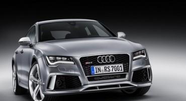 Audi: le versioni sportive della nuova A7 Sportback