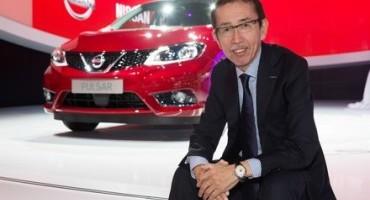 Nissan Motor Co Ltd: ShiroNakamura riceve il premio per il design a Parigi