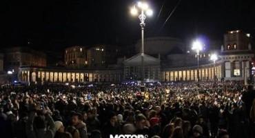 Napoli e il ricordo di Pino Daniele
