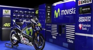 Movistar Yamaha Kicks off 2015 MotoGP Season in Madrid