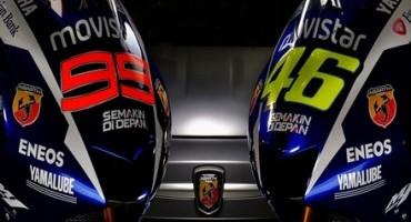 MotoGP: Abarth sarà al fianco di Movistar Yamaha