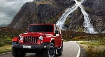 """Jeep, in arrivo al nuova Wrangler """"X"""""""