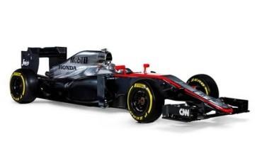 McLaren-Honda Reveals the New MP4-30