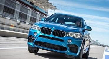 BMW Group, forza ed eleganza nelle nuove X5 M e X6 M