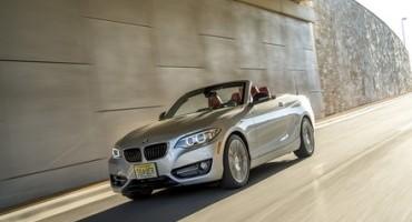 BMW Serie 2 Cabrio, dinamismo e sportività
