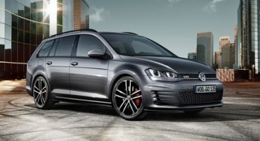 World premiere of the new Golf GTD Variant