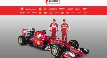 Formula 1, Scuderia Ferrari: i dati tecnici della nuova SF15-T