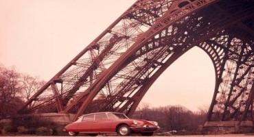 1955–2015: DS festeggia 60 anni a Rètromobile