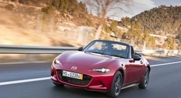 Mazda, pronta la quarta generazione di MX-5