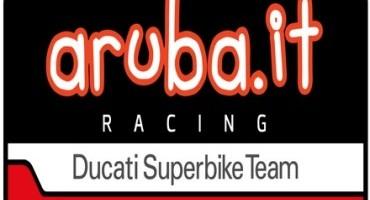WSBK, Ducati e Aruba: ancora insieme per tre anni nel Campionato Mondiale Superbike