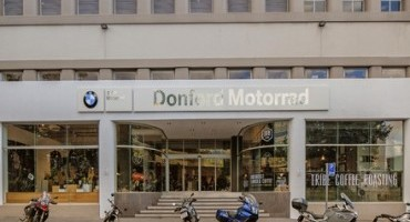 BMW Motorrad flagship store opens in Cape Town
