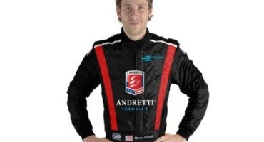 Marco Andretti to race in Buenos Aires Eprix
