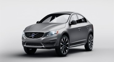 Volvo Cars, al Salone di Detroit debutta la berlina S60 Cross Country